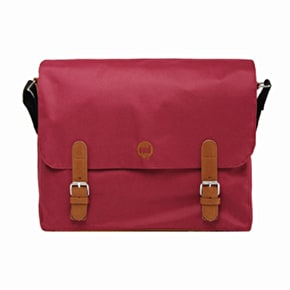 Mi-Pac Messenger Bag - Classic Burgundy