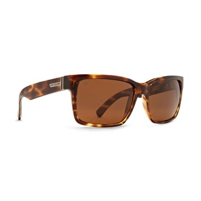 Von Zipper Elmore Sunglasses - Tortoise/Gold Glo