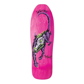 Welcome Miller Beast On Sugercane Skateboard Deck - 10