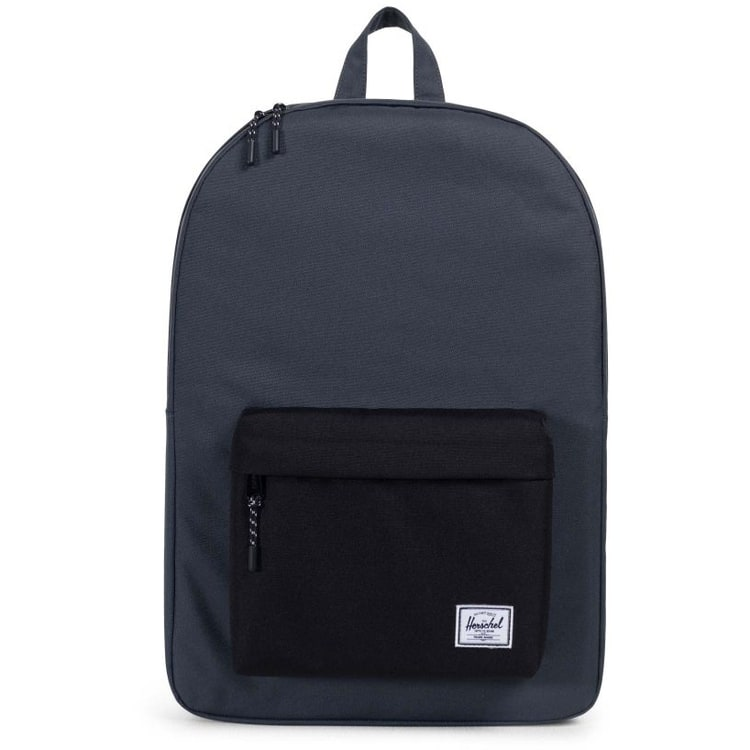 Herschel Classic Backpack - Dark Shadow/Black