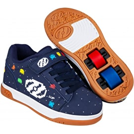 Heelys Dual Up X2 - Navy/Multi/Asteroid