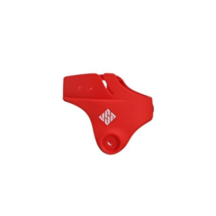 USD Carbon Cuff- Red
