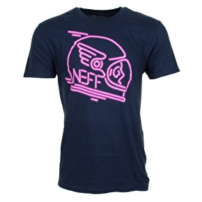 Neff Supermoto T-Shirt - Navy