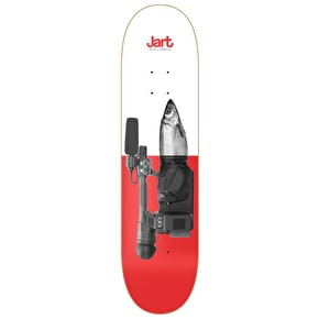 Jart Mixed Skateboard Deck - Fish Eye 7.87