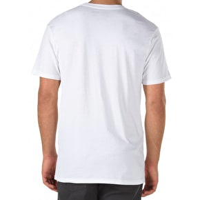 Vans Port Patch T-Shirt - White
