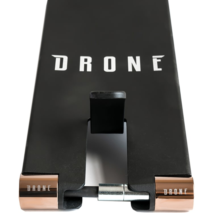 "Drone Icon 3 Hybrid Scooter Deck - Black 20.5"" (120mm)"