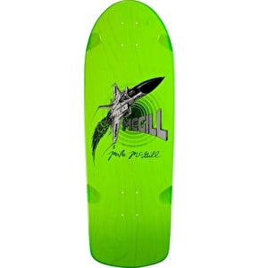 Bones Brigade Skateboard Deck - Jet Fighter McGill 10.28