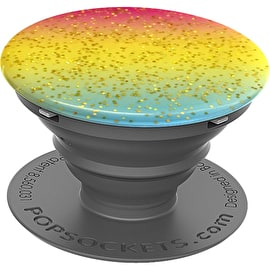 PopSockets Grip - Glitter Rainbow Showers