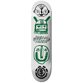 Element Skateboard Deck - Indigenous Julian 8.25