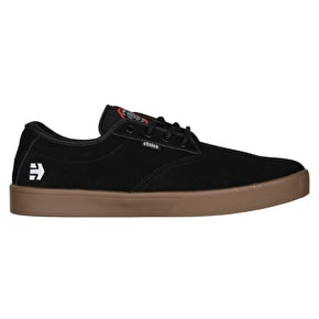 Etnies X Flip Jameson SL Skate Shoes - Black/Gum