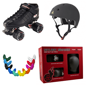 Roller Derby Starter Package- Riedell R3 Intermediate