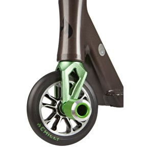 Chilli Pro The Machine' Complete Scooter - Black/Green