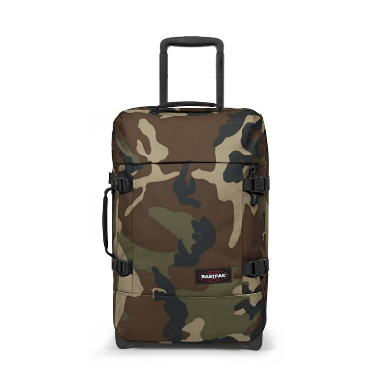 Eastpak Tranverz S Wheeled Luggage - Camo