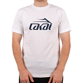 Lakai Basic T Shirt - White
