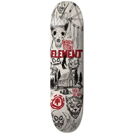Element Bark At The Moon Skateboard Deck - Greyson 8.5