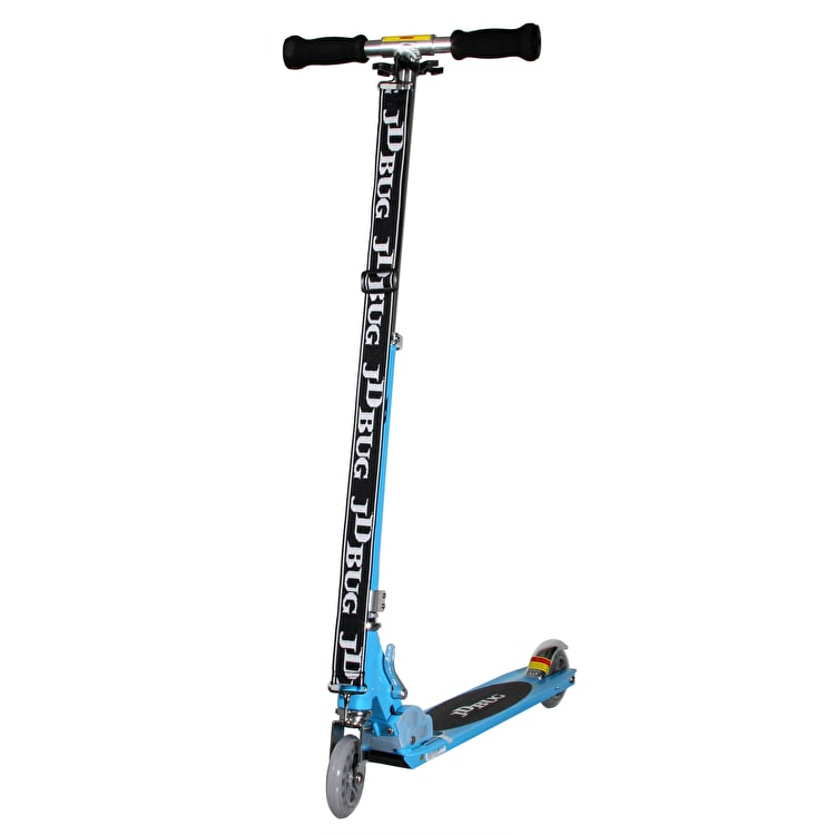 JD Bug Original Street Scooter - Sky Blue