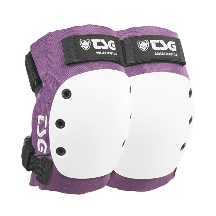 TSG Roller Derby 2.0 Knee Pads - Purple
