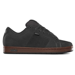 Etnies Kingpin Skate Shoes - Dark GreyBack/Gum