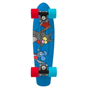 Penny X Simpsons Itchy & Scratchy Complete Skateboard - 22