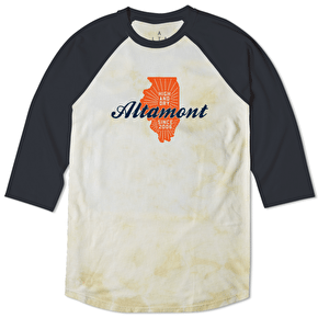 Altamont High and Dry State Raglan - Beige
