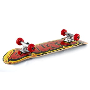 Enuff Graffiti II Mini Complete Skateboard - Red
