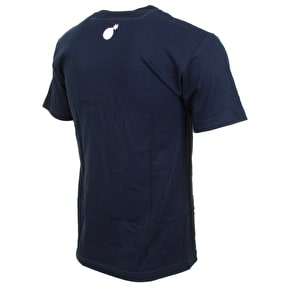 The Hundreds Slant T-Shirt - Navy