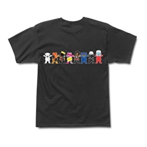 Grizzly Squad Goals T-Shirt