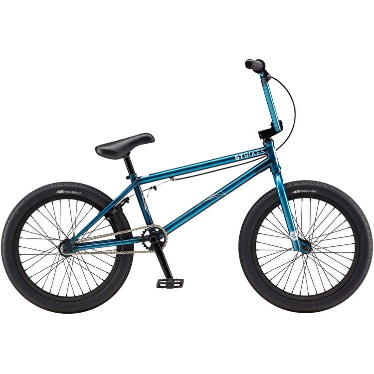 "GT 20"" Team Signature 2019 Complete BMX Bike - Teal"
