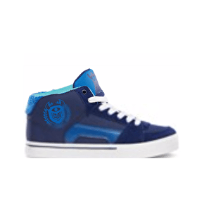 Etnies RVM Kids Disney Monsters Shoes - Blue