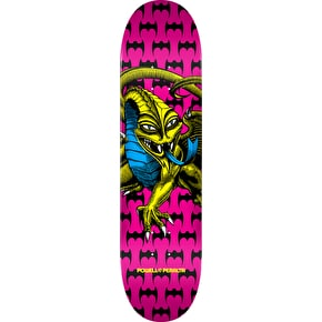 Powell Peralta CMYK Cab Dragon Skateboard Deck - Pink 7.5