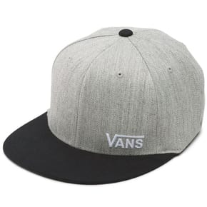 Vans Splitz Cap - Heather Grey
