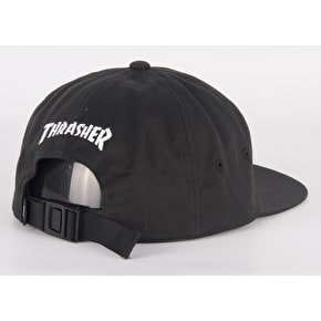 Vans x Thrasher Jockey Cap - Black