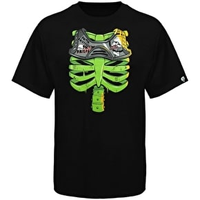 Metal Mulisha Rib Cage Kids T-Shirt - Black