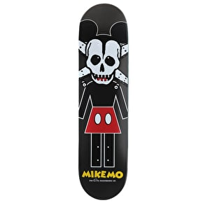 Girl Pirate Club Skateboard Deck - Mike Mo 8.0