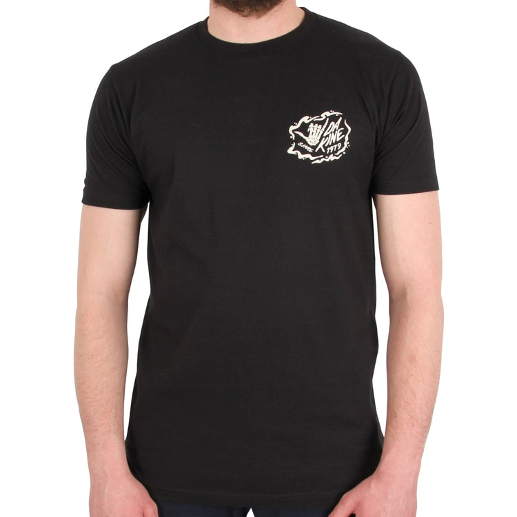 Dakine Bare Bones T-Shirt - Black