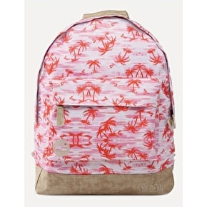 Mi-Pac x Nyx Deyn Backpack - Pink Palms