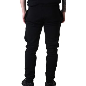 Hype Crest Skinny Fit Joggers - Black