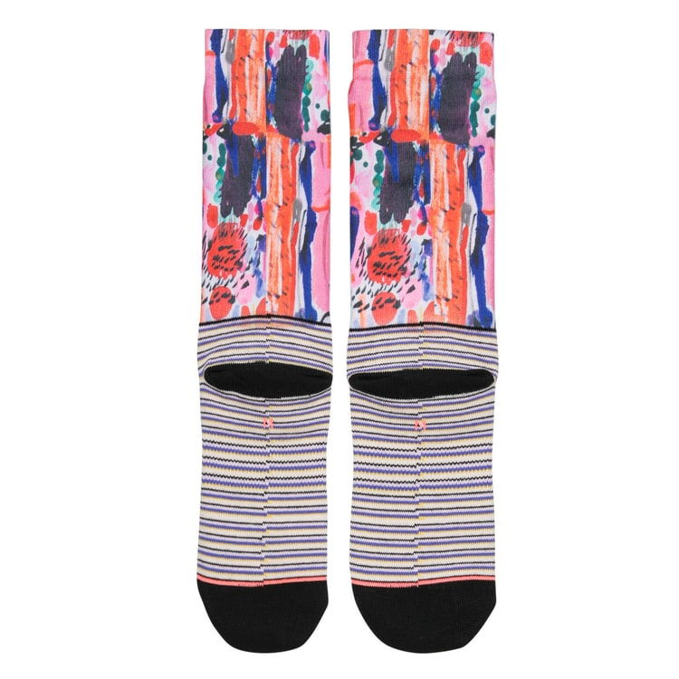 Stance Yes Darling Socks - Pink