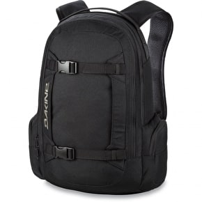 Dakine Mission 25L Backpack - Black