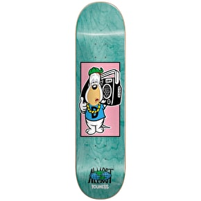 Almost Droopy Boombox R7 Skateboard Deck - Youness 8