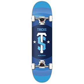 Tricks 16B Shield Mini Complete Skateboard - 7.375