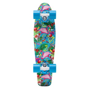 Penny Fresh Prints Complete Skateboard - Miami - 22''