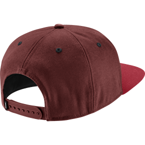 Nike Icon Pro Cap - Dark Cayenne/University Red