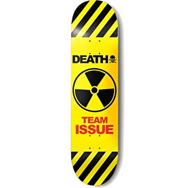 Death Team Issue Skateboard Deck - 8.25