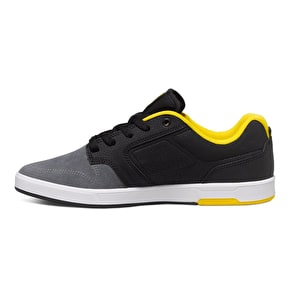 DC Argosy Shoes - Black/Yellow/Yellow