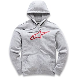 Alpinestars Ageless Fleece - Grey Heather/Red