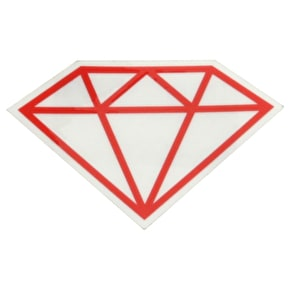 Diamond Rock Sticker