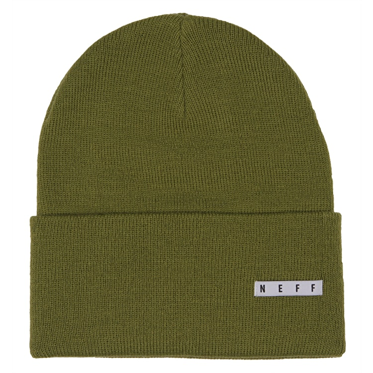 Neff Lawrence Beanie - Fatigue