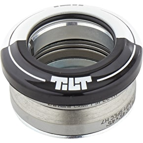 Tilt 50-50 Integrated Scooter Headset - Black/White