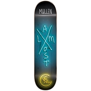 Almost X-Neon R7 Skateboard Deck - Mullen 8.0''